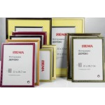 Рамка SIGMA A4 пластик