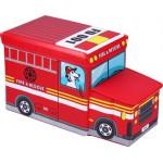 Детский пуф HAUSMANN Пожарная машина