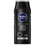 Шампунь NIVEA Сила угля для мужчин, 400мл