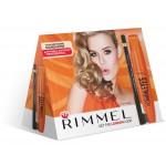 Подарочный набор RIMMEL: тушь+карандаш для бровей