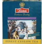 Чай RISTON finest ceylon черный, 100 х 1,5г