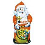 Фигурный шоколад KINDER Дед Мороз, 80г