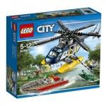 Конструктор LEGO 60067 Погоня на вертолете