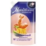 Майонез МОСКОВСКИЙ ПРОВАНСАЛЬ Сливочный, 390мл