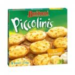 Пицца BUITONI PICCOJINIS Prosciutto 3 сыра, 270г