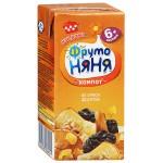 Компот ФРУТОНЯНЯ из смеси фруктов, 200мл