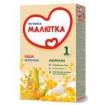 Каша МАЛЮТКА Кукурузная 1 ступень, 220г