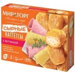 Сырные наггетсы МИРАТОРГ с ветчиной, 300 г