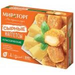 Сырные наггетсы МИРАТОРГ Классические, 300 г