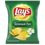 Чипсы LAY`S Зеленый лук, 80г
