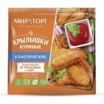 Крылышки куриные МИРАТОРГ Классические, 400г