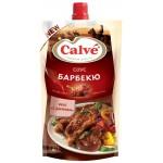 Соус барбекю CALVE Вкус с дымком, 230 г