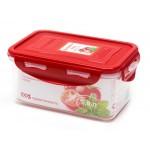 Контейнер для хранения еды OURSSON пластиковый герметичный, 0,8л