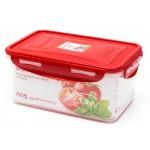 Контейнер для хранения еды OURSSON пластиковый герметичный, 1,5л