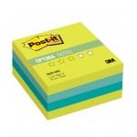 Бумага для заметок с клеевым краем POST-IT Лето 51х51см, 400 листов