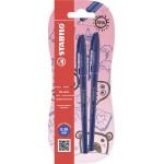 Ручка шариковая STABILO Re-Liner, 2шт