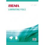 Пленка для ламинирования SIGMA А3LF380 80 мкм 50 шт