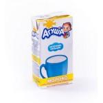 Молоко детское АГУША стерилизованное с витаминами А и С, 0,5л