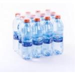 Минеральная вода ЭДЕЛЬВЕЙС газированная, 0,5л