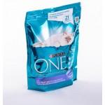 Корм для кошек PURINA ONE для красивой шерсти и контроля образования волосяных комков, 750г