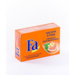 Кусковое мыло FA Чистота и Уход Грейпфрут и Молочные протеины, 90 г