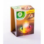 Ароматическая свеча AIR WICK Multicolor Крем-карамель