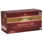 Чай TWININGS Organic tea, 25х2г
