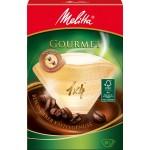 Фильтры MELITTA GOURMET для кофемашины 1x4, 80шт