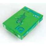 Цветная бумага IQ Color Зеленый неон, 500 листов