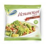 Смесь овощная VИТАМИН Испанская в соусе Ривейра, 400г