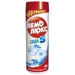 Чистящий порошок ПЕМОЛЮКС Сода 5 Морской бриз, 480г
