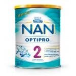 Сухая молочная смесь NAN Optipro 2 с 6 месяцев, 400г