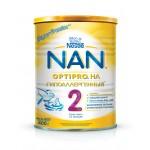 Сухая смесь NAN 2 Optipro гипоаллергенный, 400г