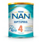 Сухая молочная смесь NESTLE Nan Optipro 4 с 18 месяцев, 400 г