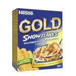 Готовый завтрак NESTLE GOLD Snow Flakes, 300 г