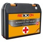 Аптечка автомобильная REXXON пластиковая