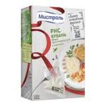 Рис Кубань белый круглозерный в пакетиках МИСТРАЛЬ, 8x62,5 г