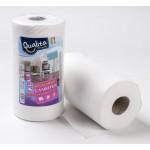 Салфетки в рулоне QUALITA в упаковке, 120шт