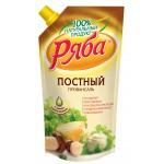 Майонезный соус РЯБА Постный, 233г