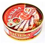 Килька ВКУСНЫЕ КОНСЕРВЫ в томатном соусе, 240 г