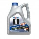 Моторное масло синтетическое MOBIL 1 FS X1 5W-40, 4 л