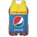 Газированный напиток PEPSI твин-пак, 2х1,75л