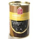 Маслины без косточки FINE LIFE, 300 г
