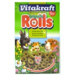 Корм для грызунов Vitakraft ROLLS, 500 г
