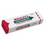 Жевательная резинка без сахара WRIGLEY`S Spearmint сладкая мята, 20х13г