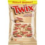 Шоколадные батончики TWIX Minis, 184г