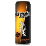 Энергетический напиток ADRENALINE RUSH Orange Energy, 0,5л