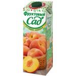 Нектар ФРУКТОВЫЙ САД персиково-яблочный, 0,95 л
