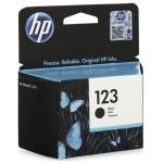 Картридж струйный HP 123 (F6V17AE) черный