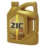 Моторное масло синтетическое ZIC X9 5W-40, 4л